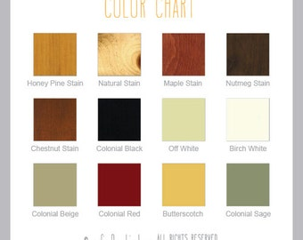 Paint and Stain - Chimney Cabinet, Firewood Storage