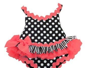 "The ""Rockabilly"" Dress in Baby/Toddler sizes Newborn-2T"