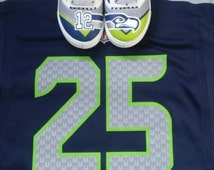 Popular Items For Seahawks Shoes On Etsy