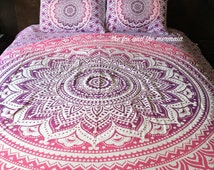 articles populaires correspondant housse de couette mandala sur etsy. Black Bedroom Furniture Sets. Home Design Ideas