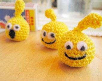 LocoRoco amigurumi crochet pattern