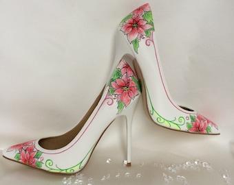 Custom Wedding Shoes Balance