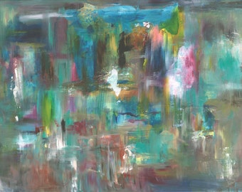 Give Thanks Painting #10 - Caribana