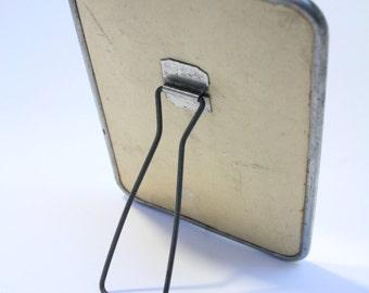 Barber vintage mirror