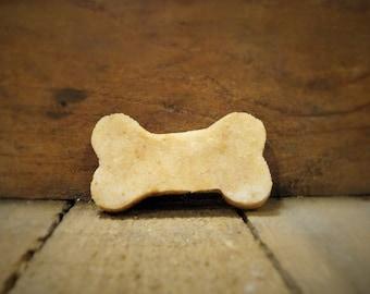 All Natural Vegan Dog Treats - Gluten Free - Franklin's Peanut Butter Bones