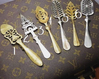 Antique Absinthe Spoons