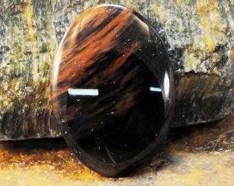 Mahagony Obsidian