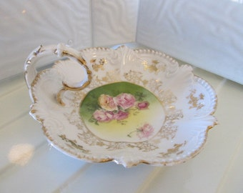 Porcelain Nappy Bowl
