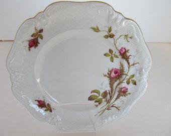 "Roselina 6"" plate by Royal Heidelberg Winterling Germany"