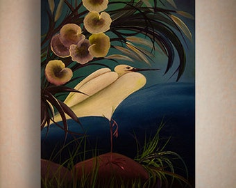 """Acrylic Painting on canvas - """"Patience Pays"""" - Original art By Amit Yalin"""