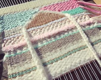 Wall weaving / size XL/Sur measurement