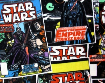 FLEECE Star Wars Fabric