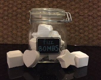 Shower Fizz Bombs