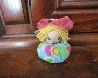 Lady Lucy Mini Yo Yo Doll Fifth in a Series of New Dolls