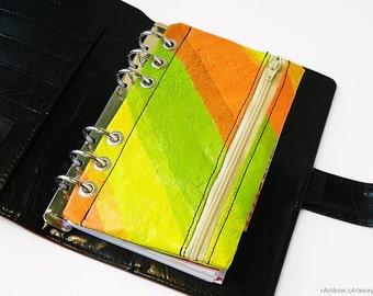 Filofax pen bag utensil bag upcycling