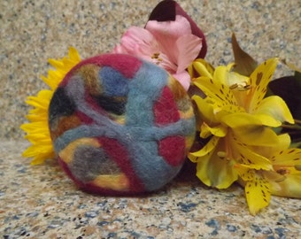 Your favorite soap can be Felted