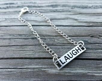 Laugh Bracelet - Simple Bracelet