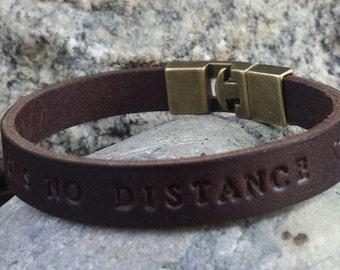 FREE SHIPPING- Mens Leather Bracelet, Bracelet For Men, Personalized Bracelet, Custom Men Wristband, MensBracelet, Engrave Leather Band
