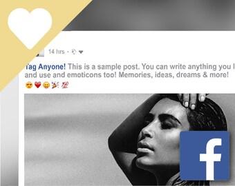 Facebook Post! - Poster
