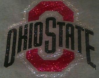 Ohio State bling shirt