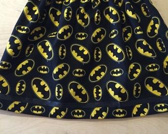 Batman skirt size 6
