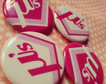 Love Live - Happy Maker! Badges