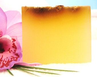 Ylang Ylang Organic Soap ~ Handmade Soap ~ Vegan Soap ~ Ylang Ylang Soap ~ Natural Skin Care for Face and Body
