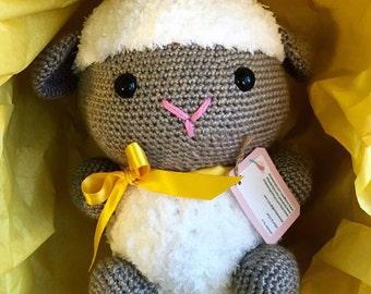 Fuzzy Lamb Sheep