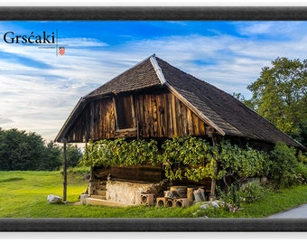 Grscaki - 200y old House in Croatia!