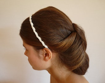 Beautifull wedding headband