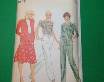 Vintage Sewing Pattern  Butterick 4229  Free Shipping