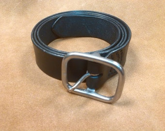 Immota belt (with hypoallergenic 3.5 cm steel buckle)