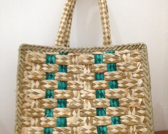 Beauty Rattan Bag of Kalimantan