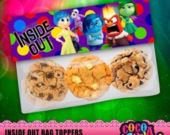 Inside Out Digital Bag Topper