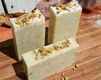 Chamomile and Frankincense Soap