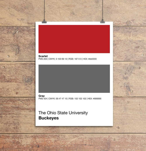 61 Best Ohio State Colors Paint