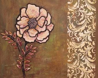 Vintage Rose Art Order # 313