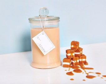 Creamy Caramel Scented Candle