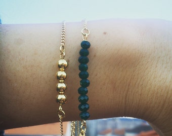 Bracelet Golden FIR