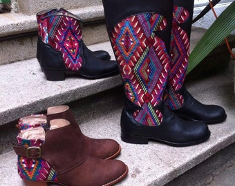 Booties and Boots