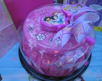 Diaper Cakes Designed for Toddlers