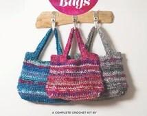 Boho Bag Crochet Kit