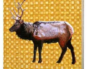 Utah Rocky Mountain Elk Panel