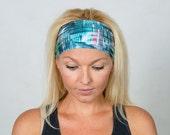 Workout Headband Fitness Headband Yoga Headband Running Headband Gym Gear Boho Headband Fashion Headband Women Head Wrap Turban Headband