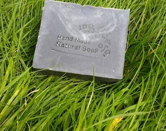 Korean Charcoal Soap