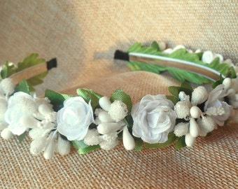Bridal Accessories, Wreath for brides Wedding accessories Ukrainian wreath handmade