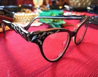 Vintage Frame France Eye Glasses