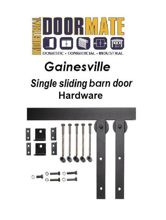 Rustic Sliding Barn Door Hardware For Wood Door Diy By