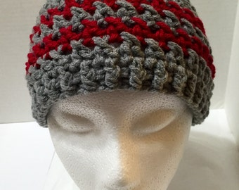 Crochet Earwarmer Adult, Crochet Headband, Teen/Women's Winter Headband