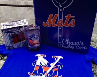 Personalized Mets Gift Package
